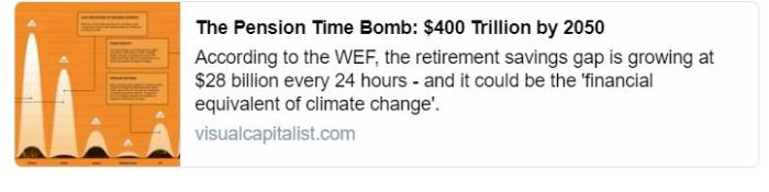Pension Bomb
