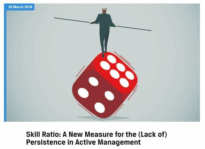 Skill Ratio