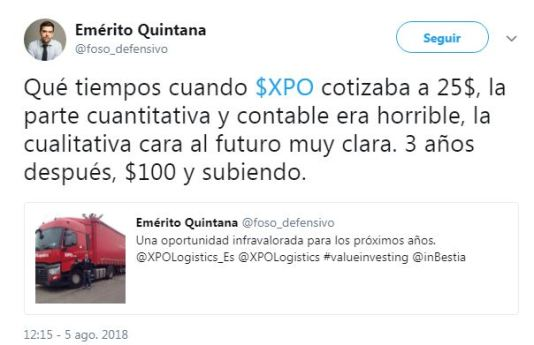 Tweet Quintana 1