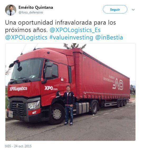 Tweet Quintana 2